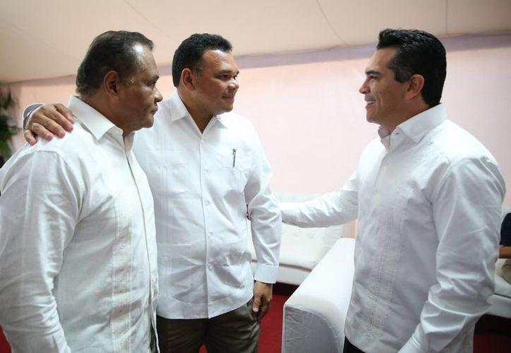 La glosa correspondiente al tercer informe de gobierno de Rolando Zapata comenzaría el próximo 27 de enero. (Milenio Novedades)