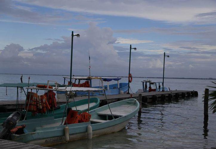 La Capitanía Regional de Puerto informó que el puerto permaneció cerrado a la navegación dos días. (Luis Soto/SIPSE)