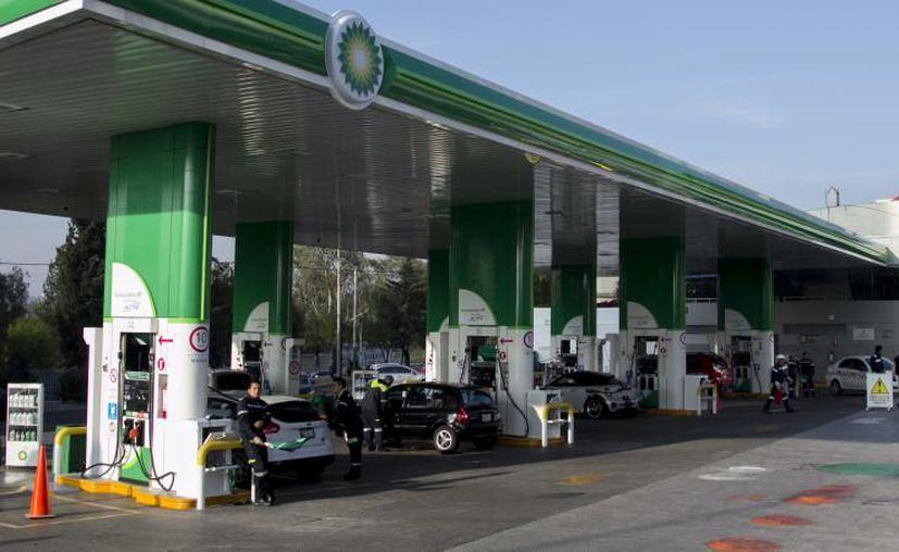 British Petroleum cuenta con 161 gasolineras después de su primer año de operación en México. (Reuters)