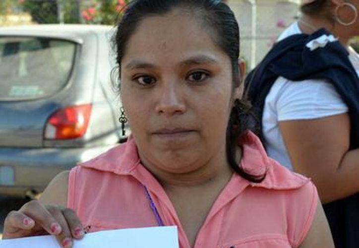 La indígena Adriana Manzanares purgó en prisión siete años de una condena de 22 años que le fue impuesta. (Notimex/Foto de archivo)