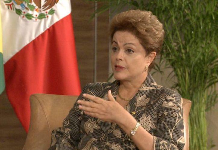 Dilma Rousseff tiene el mayor índice de impopularidad para un presidente brasileño desde que comenzó a realizarse este tipo de mediciones, en 1990. (Archivo/Notimex)