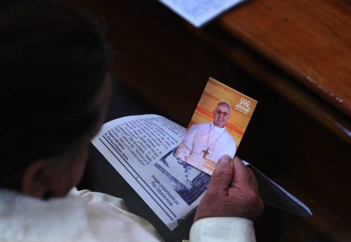 La Iglesia mexicana se muestra optimista de una pronta visita del Papa. (Notimex)