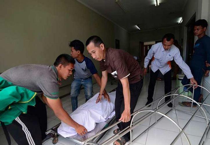 En el área metropolitana de Yakarta y sus ciudades satélites los fallecidos por el mismo motivo, que comenzaron a registrarse el 1 de abril. (AP)