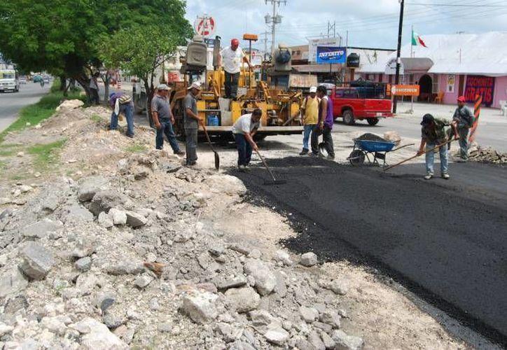 Los constructores buscan licitación de obra pública. (Archivo/SIPSE)