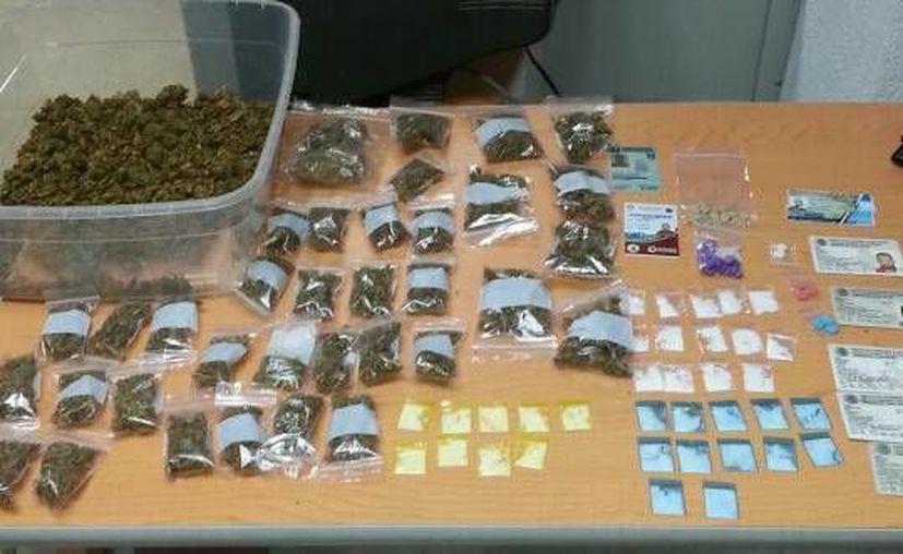 De acuerdo con Seguridad Pública, el narcótico que más circula en Cancún es la marihuana. (Redacción/SIPSE)