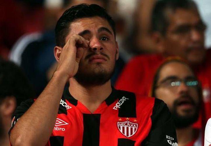 Miguel de Jesús Fuentes, técnico del Necaza, aseguró que su equipo hizo un buen partido ante Dorados. (Fotografía: Notimex)