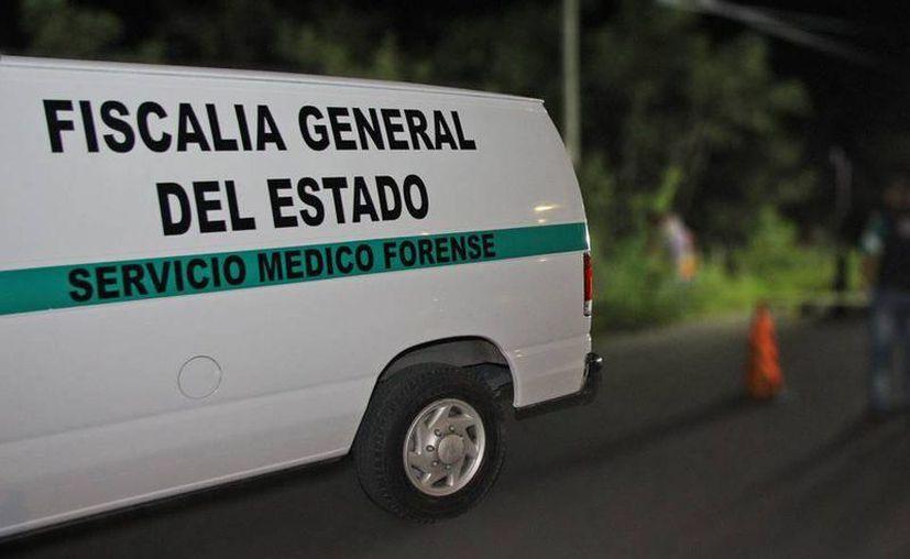 En montes  cercanos a Chemax, sobre la carretera Mérida-Cancún, apareció el cuerpo de un hombre que habría sido ultimado en días previos. (Imagen ilustrativa/Milenio Novedades)