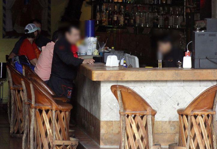 En Yucatán, los índices de alcoholismo continúan altos, según reporte de la Comisión Nacional contra las Adicciones. (Foto: Milenio Novedades)