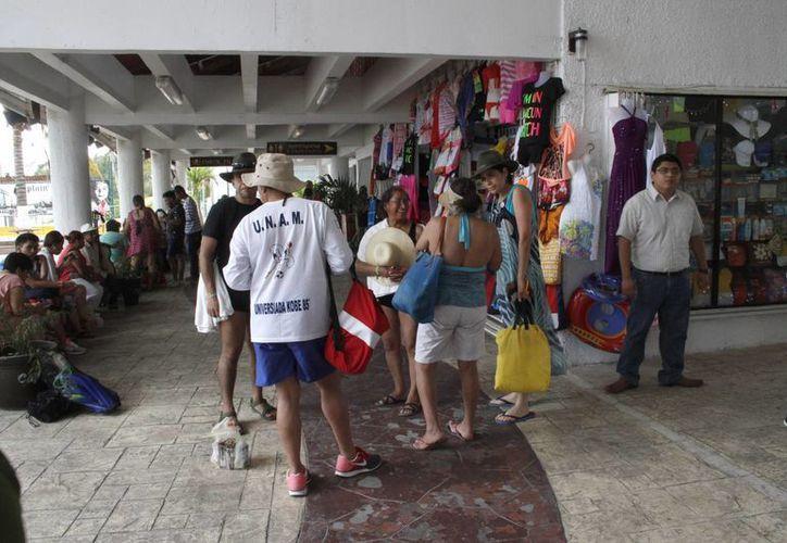 Preparan estrategias para beneficiar a los nacionales durante sus vacaciones. (Tomás Álvarez/SIPSE)