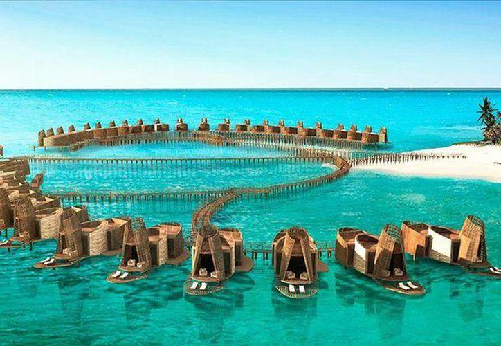 La construcción del 'Isla de la Pasión Hotel, Resort & SPA' iniciará en 2016. (Cortesía)