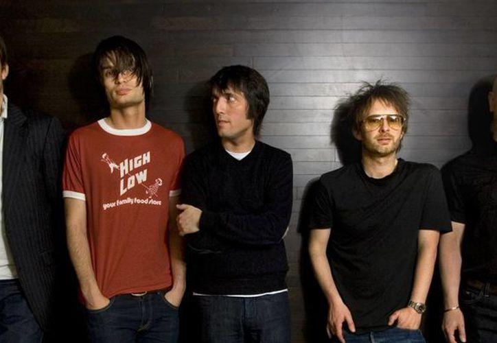 Radiohead está de vuelta con su nuevo disco 'A moon shaped pool'. (Imagen tomada de vanguardia.com)