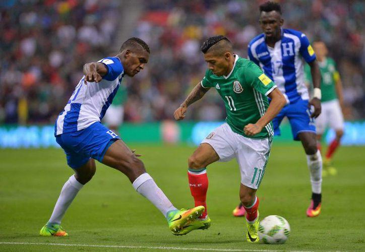 México escaló una posición en el ranking FIFA, y de está manera se ubicó como la mejor de Concacaf, por encima de Costa Rica y EU.(Jammmedia)