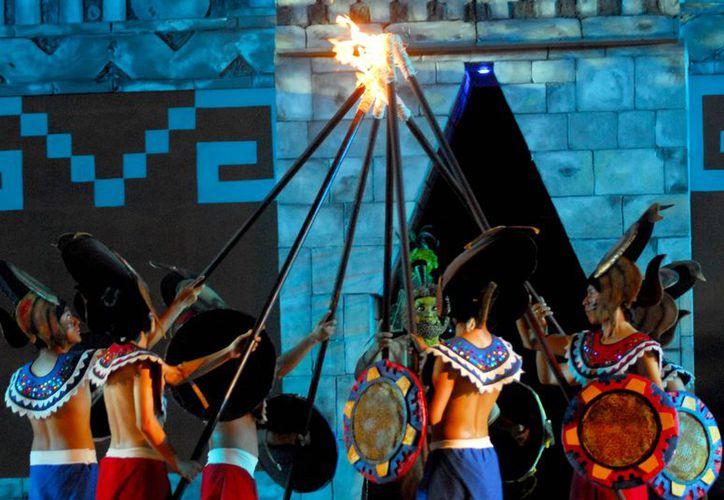 Para los mayas, el juego de pelota era todo un rito. (Notimex)