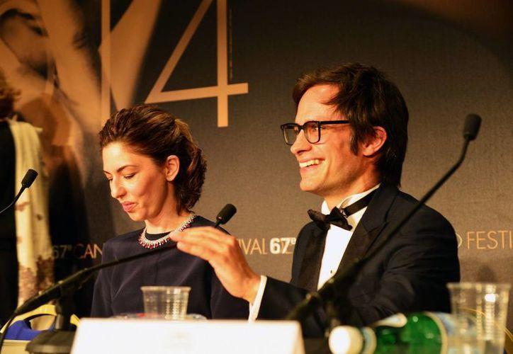 Gael García fue uno de los nueve jurados de la 67 edición del Festival de Cine de Cannes. (Notimex)
