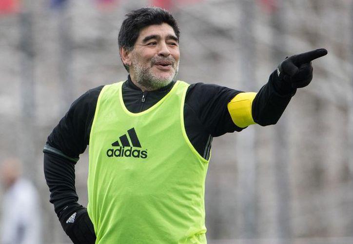 El ex futbolista vuelve a estar en el ojo del huracán por sus publicaciones. (Diario Popular)
