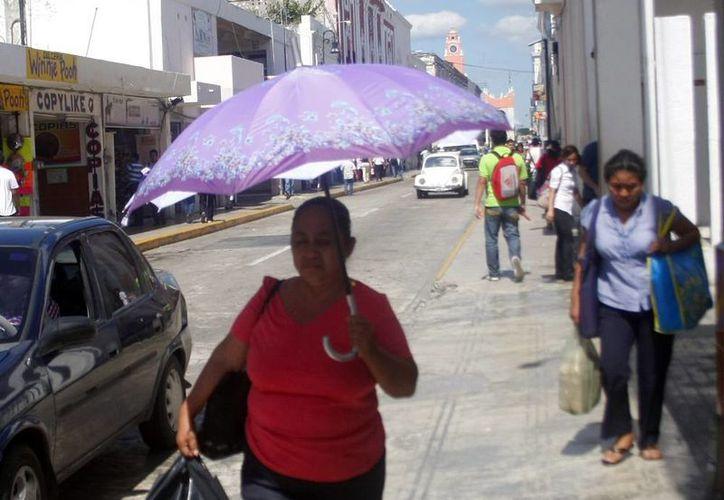Hoy, al igual que el lunes, predominará en Mérida el cielo despejado. (Christian Ayala/SIPSE)