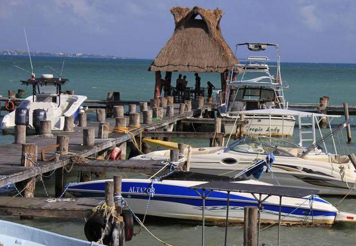 El proyecto funcionaría como una de las marinas más grandes de Cancún. (Luis Soto/SIPSE)