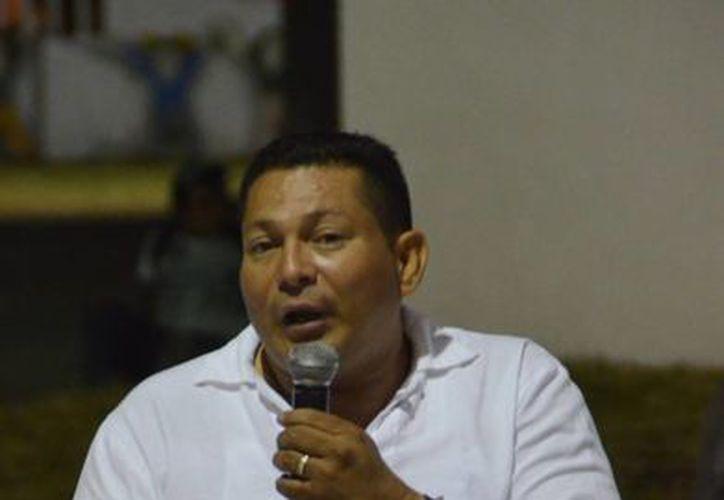 Jesús Torres Tosca, presidente de la asociación civil La Capacidad nos Une. (Yenny Gaona/SIPSE)