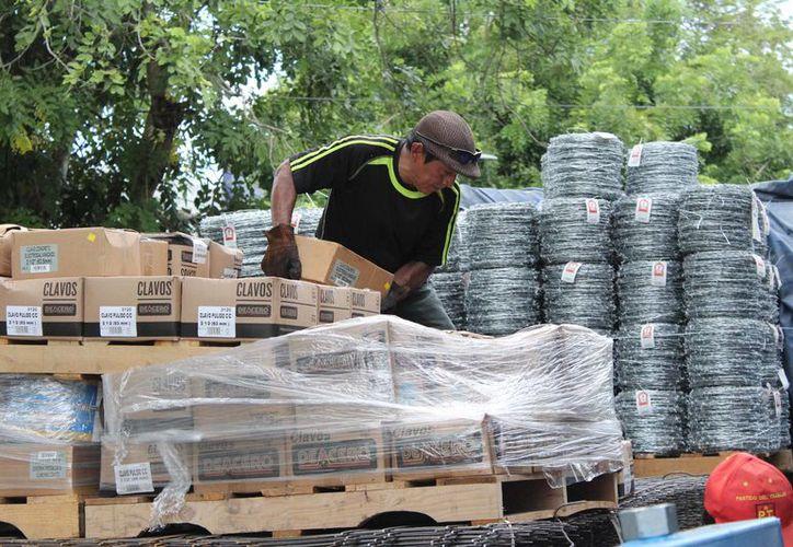 La CMIC prevé que la construcción de obras de ingeniería civiles serán las más afectadas por estas alzas. (Joel Zamora/SIPSE)