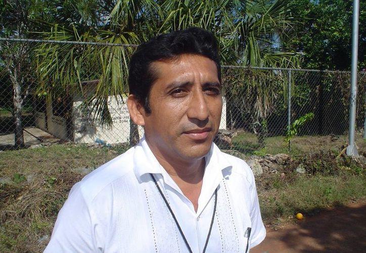 David Gómez Tox aspira a un cargo de elección popular por el Distrito IV, pero está consciente de que la tiene difícil. (Carlos Yabur/SIPSE)
