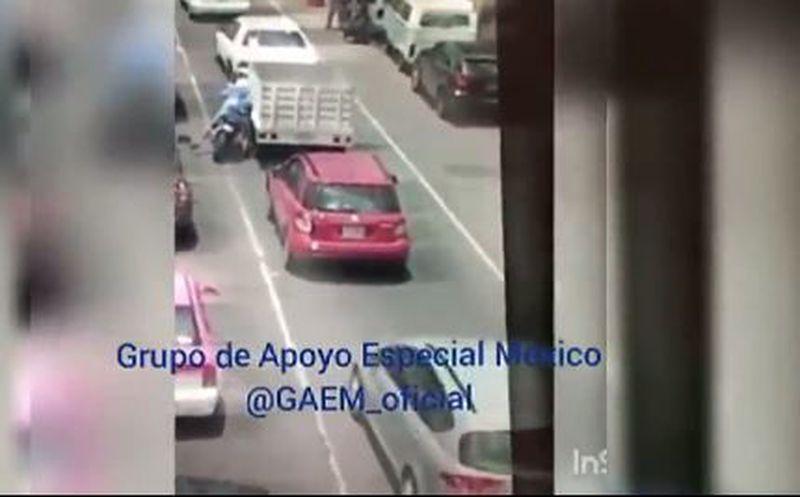 Automovilista mata a balazos a un sujeto que intentó asaltarlo