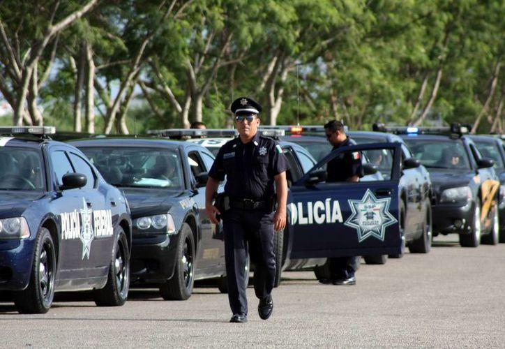 Gobierno federal trabaja para ofrecer mejores resultados a sus ciudadanos en materia de seguridad. (Archivo/SIPSE)