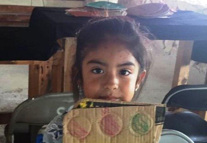 Gabriela Guerrero, escritora fomenta en los niños el gusto por la lectura. (Foto: Octavio Martínez)
