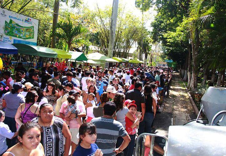 El parque zoológico del Centenario cuenta con áreas renovadas desde esta semana. ¿Qué te parece? (Ayuntamiento)