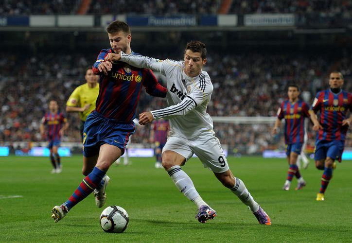 El Real Madrid y Barcelona volverán a verse las caras en la Supercopa de España. (Contexto/Internet).