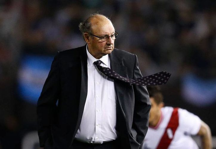 El exdirector técnico de varios equipos de América, incluido el Cruz Azul, Sergio Markarian, estará al mando de la Selección Nacional de Grecia. (Associated Press)