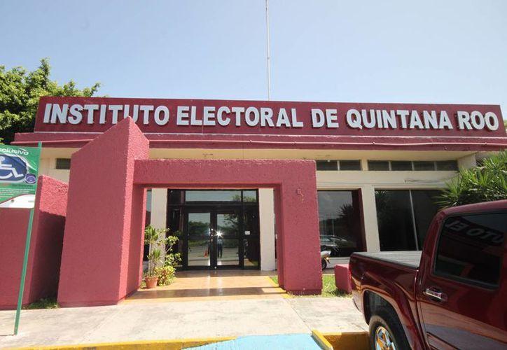 El Instituto Electoral de Quintana Roo envió la solicitud formal al Poder Ejecutivo para la ampliación presupuestal. (Harold Alcocer/SIPSE)