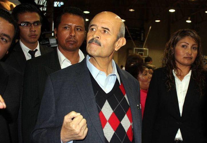 Fausto Vallejo advirtió que estará en Apatzingán despachando los asuntos de seguridad, 'no de manera decorativa'. (Archivo/SIPSE)