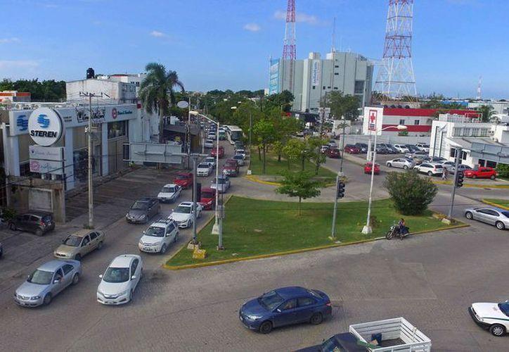 El municipio de Benito Juárez tendrá nueva ley de movilidad. (Israel Leal/SIPSE)