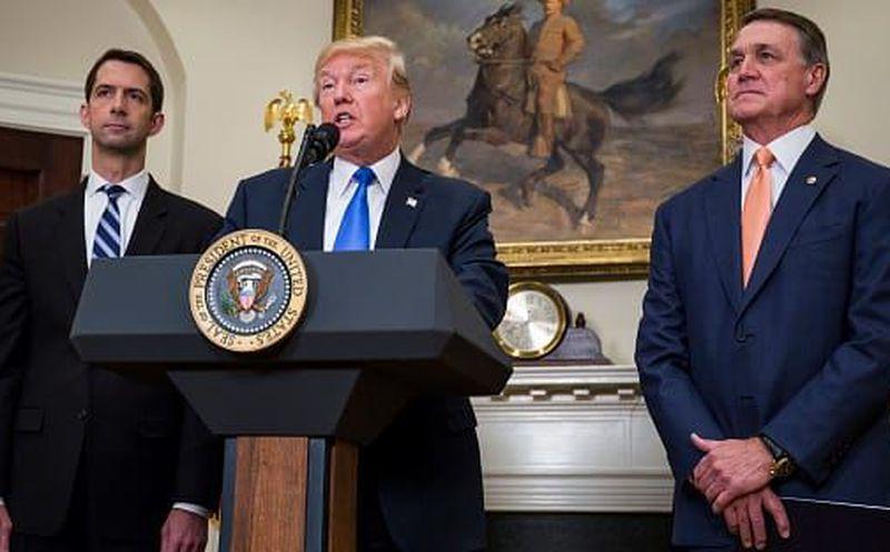 Nueva York: Trump llama a