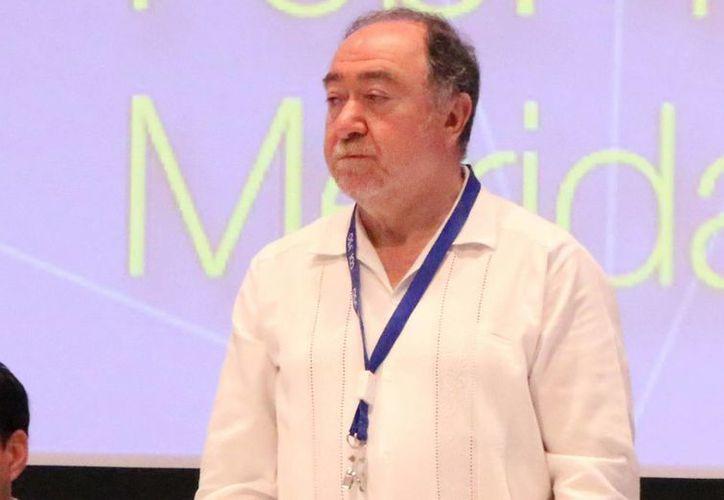 Eduard Malayán, embajador de Rusia en México, aseguró que uno de los temas que más ha llamado la atención de la embajada rusa en México es el Festival Internacional de la Cultura Maya. (José Acosta/SIPSE)