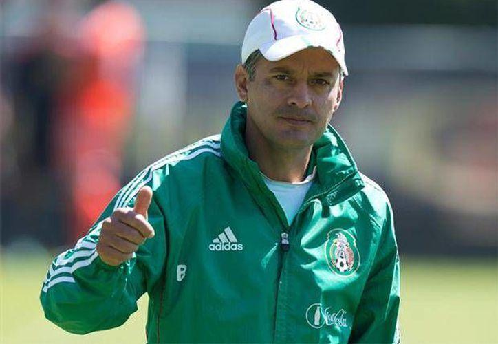 Sergio Almaguer es el encargado de dirigir a la selección mexicana sub-20 en Turquía. (foxsportsla.com/Archivo)