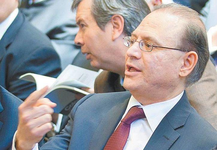 Adrián Gallardo, vicepresidente de la Fundación Colosio. (Milenio)