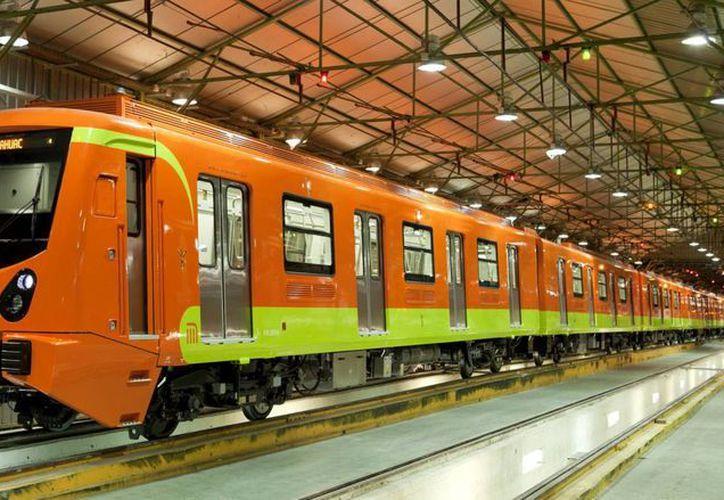 El fabricante de trenes vasco es el mayor proveedor de trenes del Metro de la Ciudad de México. (Karlos Corbella/economia.elpais.com)