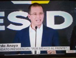 Ricardo Anaya reconoce como ganador a AMLO
