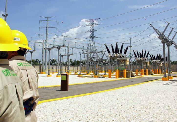 Las cuatro subestaciones rurales de la CFE han sido un importante detonante de la actividad eléctrica estatal. (Milenio Novedades)