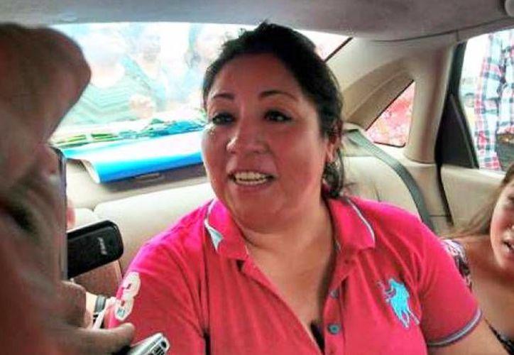 Gisela Peraza trabajó nueve años con la familia del exgobernador de Sonora Guillermo Padrés. (Excelsior)