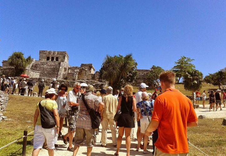 El segmento de turistas al que apunta la oferta hotelera de Tulum es de un alto poder adquisitivo. (Victoria González/SIPSE)