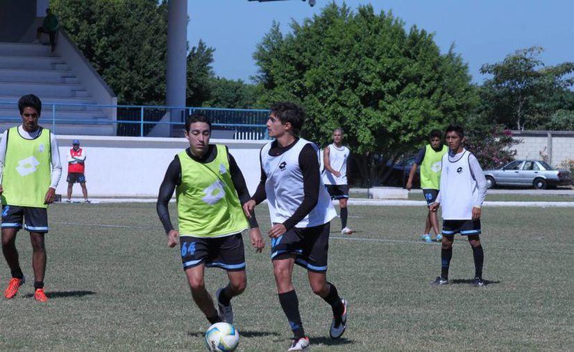 El CF Mérida se ubica como octavo de la tabla. (Archivo/SIPSE)