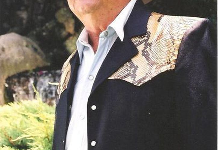 El cantante de música ranchera Gerardo Reyes falleció en Cuernavaca, Morelos, a los 79 años de edad. (NTX)