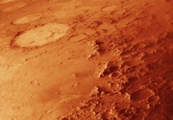 El primer viaje de civiles a Marte sin retorno está programado para el año 2025. Todavía cabe la posibilidad de que uno de los elegidos cuente con 80 años de edad como máximo. (astromia.com/Contexto)