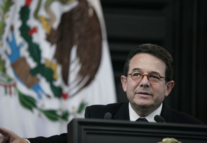 Arroyo Vieyra se comprometió a cumplir cabalmente sus funciones.(comunicacion.senado.gob.mx)