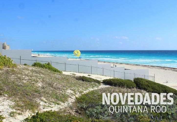 La asociación ya logró una suspensión temporal en el caso de Gran Solaris, en Playa Delfines. (Foto: Ivett Y Coss)