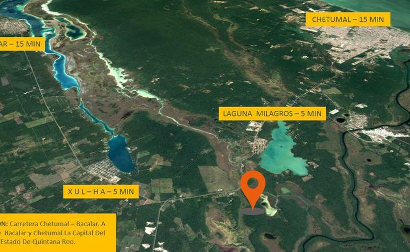 Ejidatarios advierten de un posible fraude en la venta de terrenos cerca de Xul-Ha. (Redacción/SIPSE)