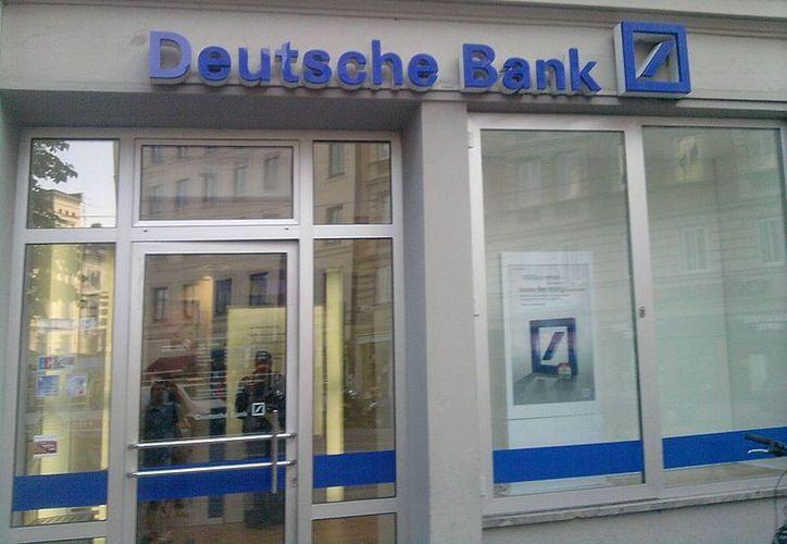 Deutsche Bank, Ubs, Jp Morgan y Depfa Bank realizaron un fraude de 100 millones de euros. (Archivo/AP)