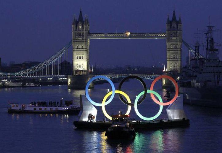 París quiere ser sede de los Juegos Olímpicos por primera vez desde 1924. En la foto, Londres, la más reciente sede de las Olimpiadas. (vox.com.mx/Foto de contexto)